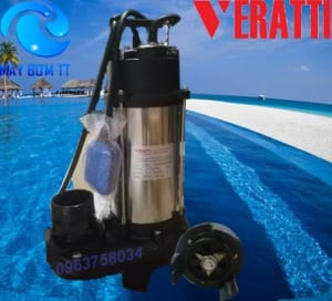 Bơm Chìm Nước Thải VCm2200F