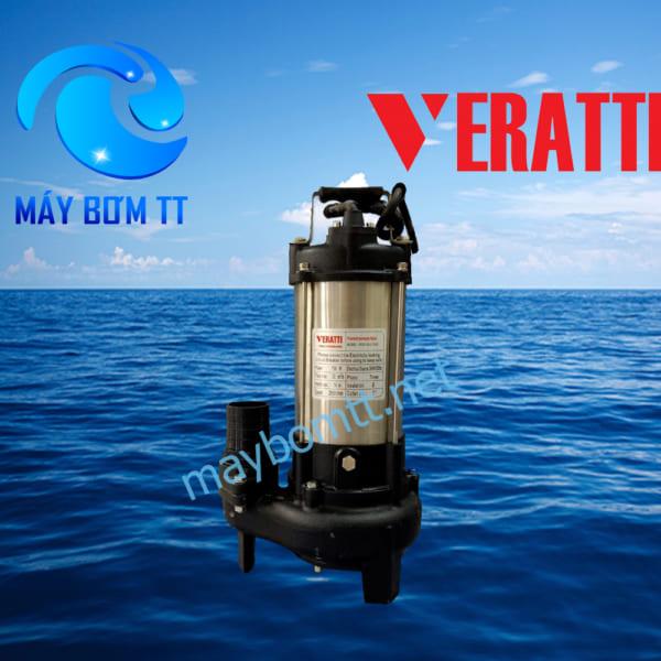 Bơm Chìm Nước Thải VRm22-13-0.75
