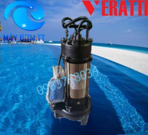 Bơm Chìm Nước Thải VRm16-9-0.45