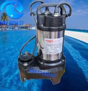 Bơm Chìm Nước Thải VRm400F