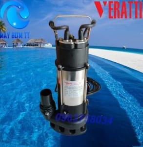 Bơm Chìm Nước Thải VRm750F