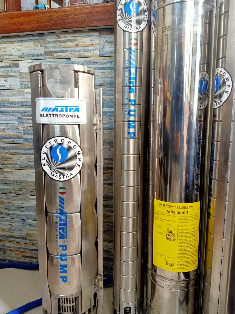 Bơm Hỏa Tiễn Mastra 7.5kw 10HP